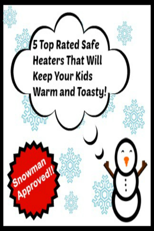 Top Kid Safe Space Heaters for Home