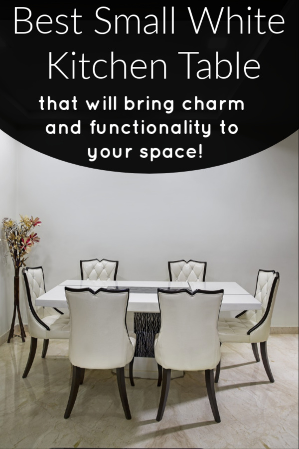 Best Small White Kitchen Table